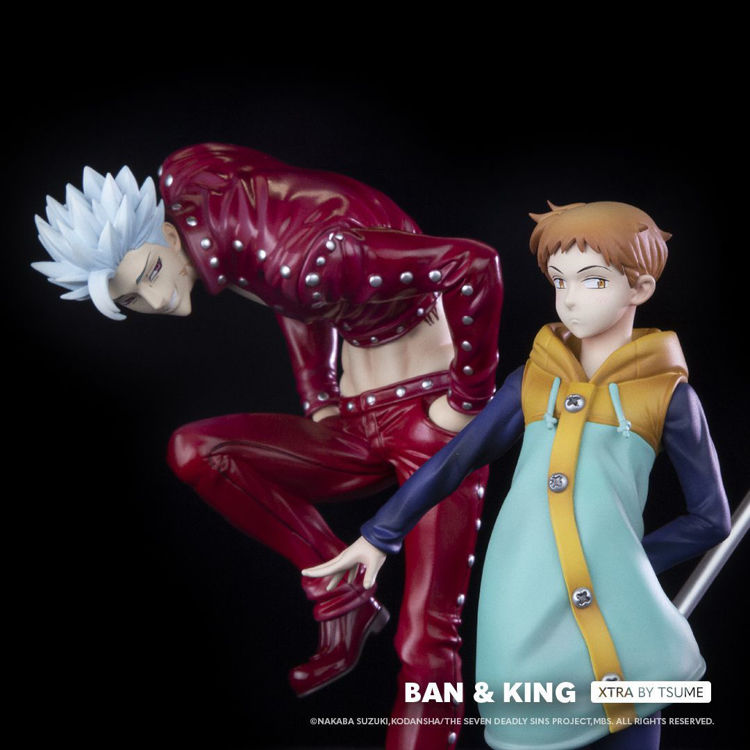 Seven Deadly Sins - Figurine King