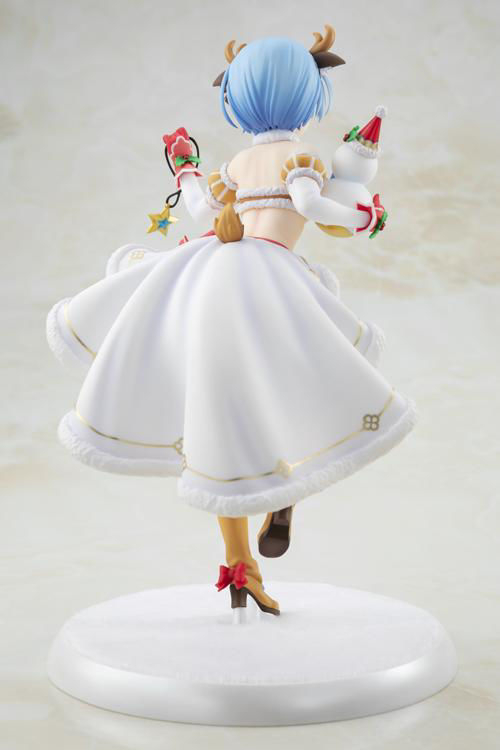 Image de Re:ZERO -Starting Life in Another World- Figurine Rem : Christmas Maid Ver.