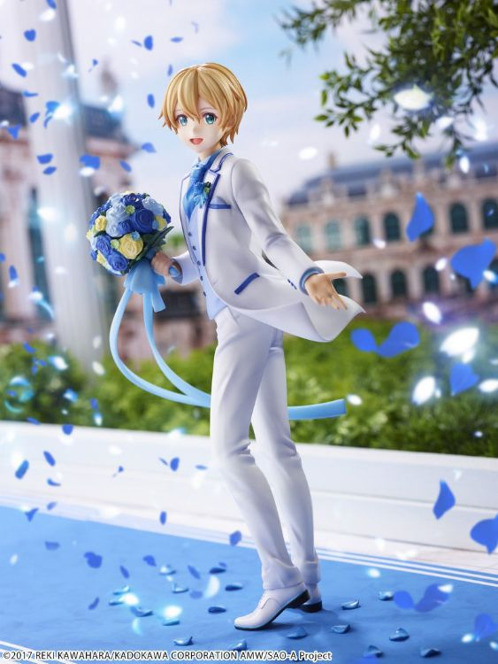 Sword Art Online Alicization - Figurine Eugeo: White Suit Ver.