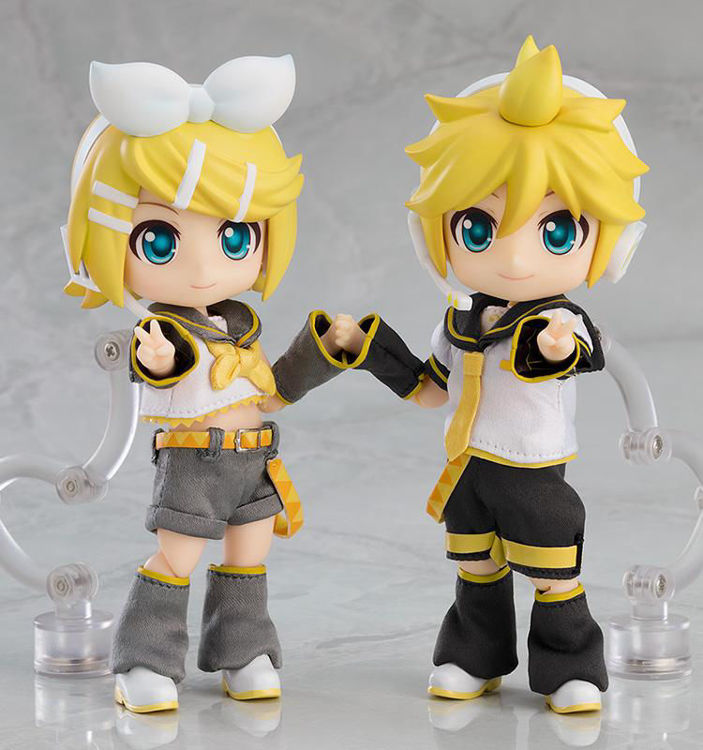 Image de Vocaloid Nendoroid Doll Kagamine Rin