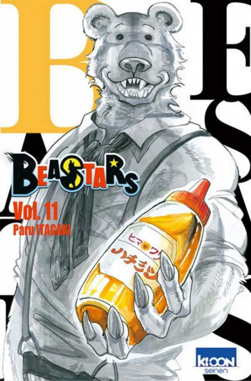 Beastars Tome 11