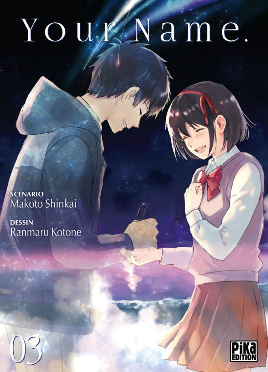 Your Name. Tome 03