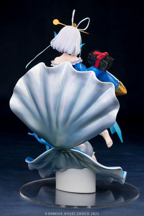 Fantasy Fairytale Scroll - Figurine Oto Hime