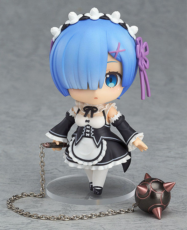 Re:ZERO -Starting Life in Another World- 663 Nendoroid Rem