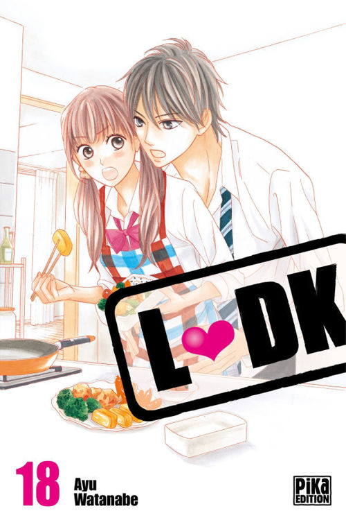 LDK Tome 18