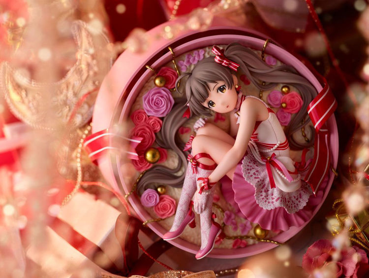 THE IDOLM@STER Million Live! - Figurine Serika Hakozaki Pure Present Ver.