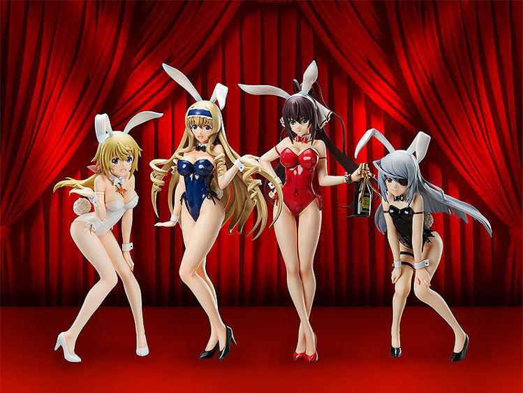 IS - Figurine Charlotte Dunois : Bareleg Bunny Ver.