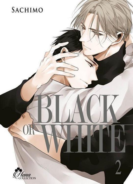 Black or White - Tome 02