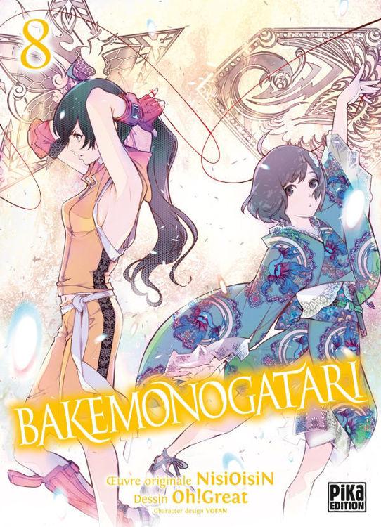 Image de Bakemonogatari Tome 08