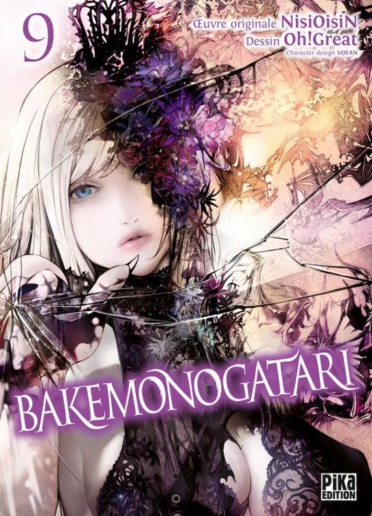 Image de Bakemonogatari Tome 09