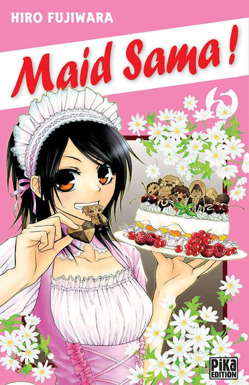 Maid Sama! Tome 05