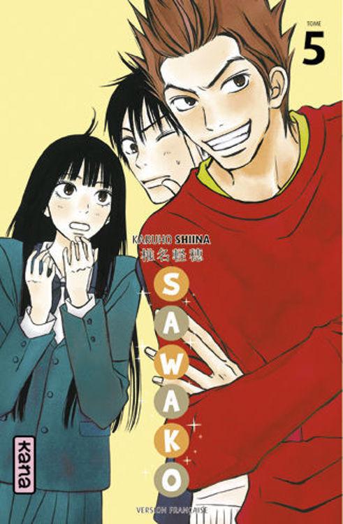 Sawako Tome 05