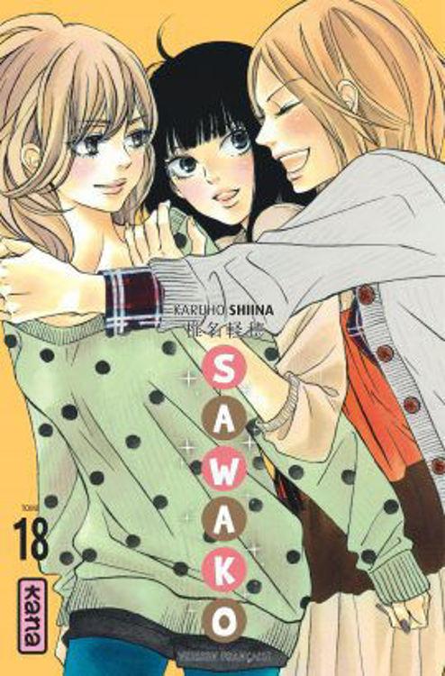 Sawako Tome 18