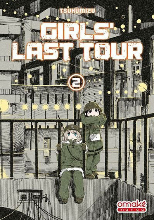 Girls Last Tour Tome 02