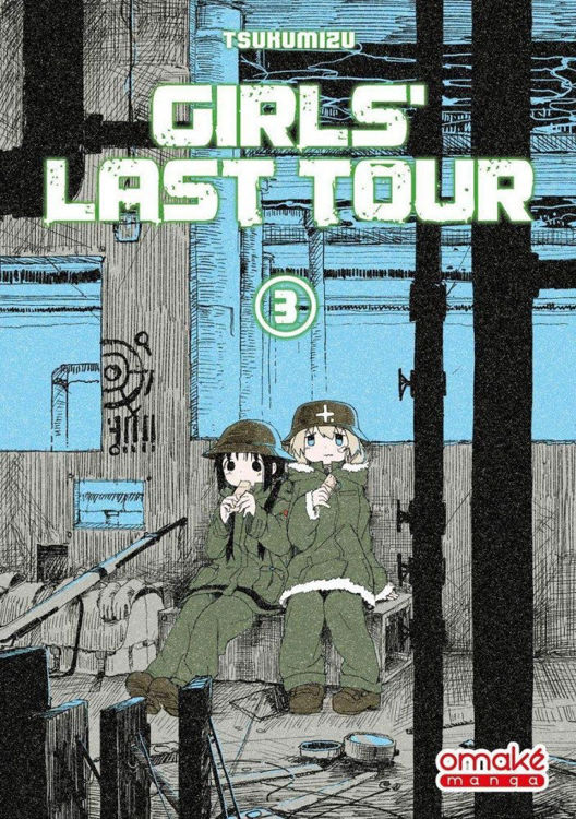 Girls Last Tour Tome 03