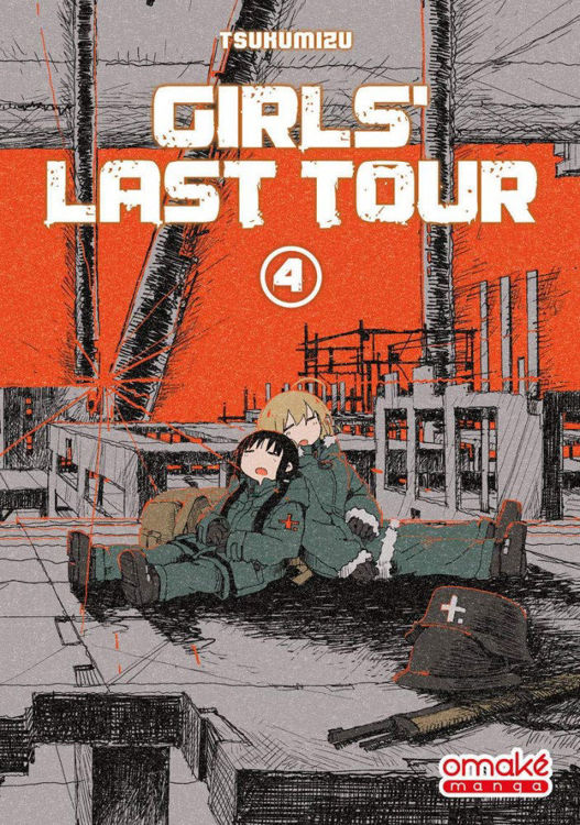 Girls Last Tour Tome 04