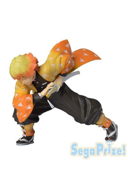 Demon Slayer: Kimetsu no Yaiba - Figurine Agatsuma Zenitsu