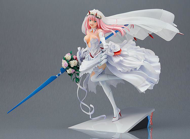 Darling in the FRANXX - Figurine Zero Two: For My Darling