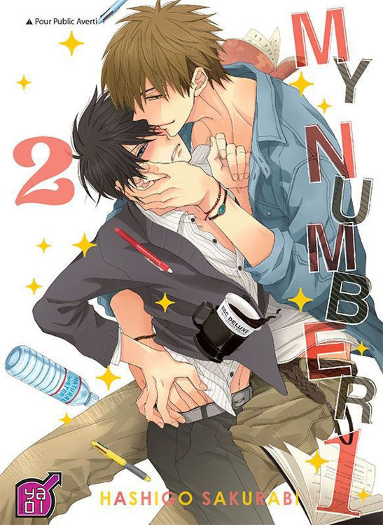 My Number One Tome 02