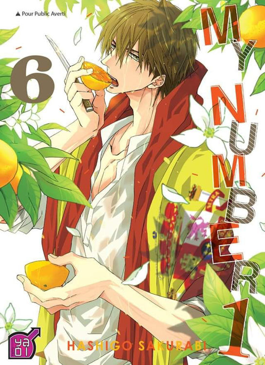 My Number One Tome 06