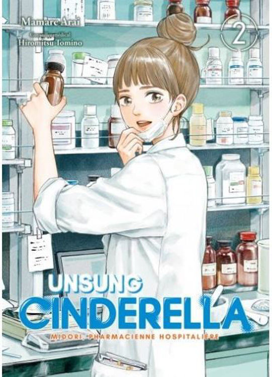 Unsung Cinderella - Tome 2