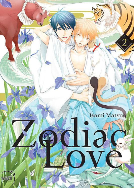 Zodiac Love Tome 02