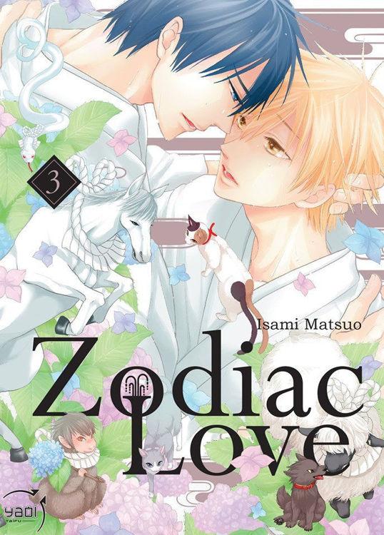 Zodiac Love Tome 03