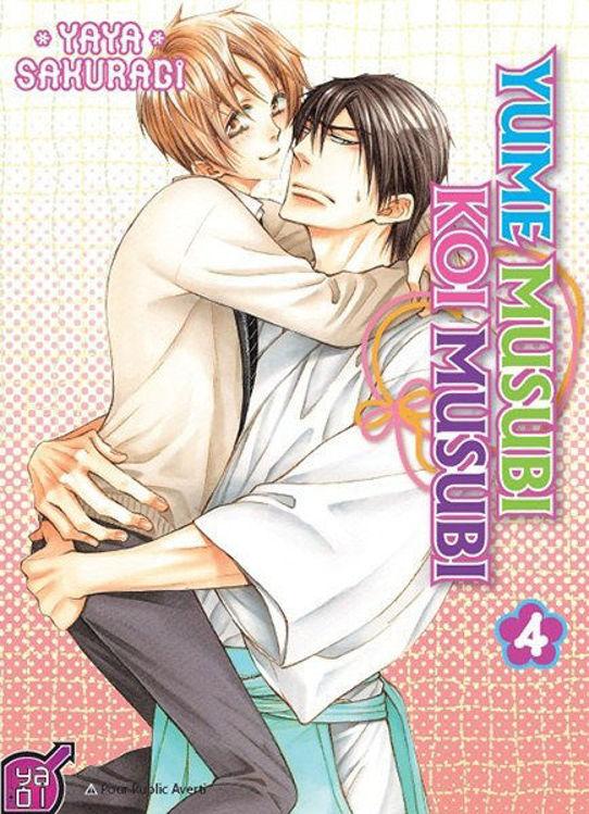 Yume Musubi Koi Musubi Tome 04