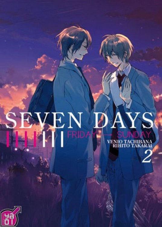 Seven Days Tome 02