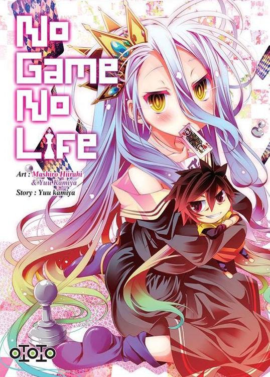 No Game No Life Tome 01