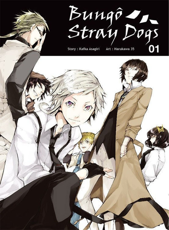 Bungô Stray Dogs Tome 01