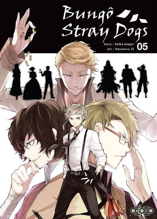 Bungô Stray Dogs Tome 05