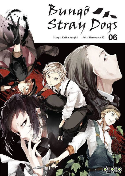 Bungô Stray Dogs Tome 06