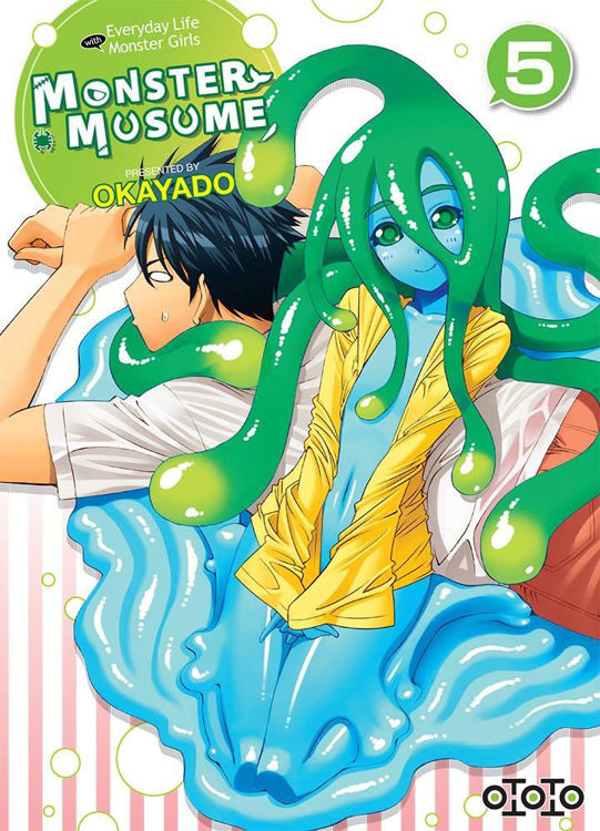 Monster Musume - Everyday Life with Monster Girls Tome 05