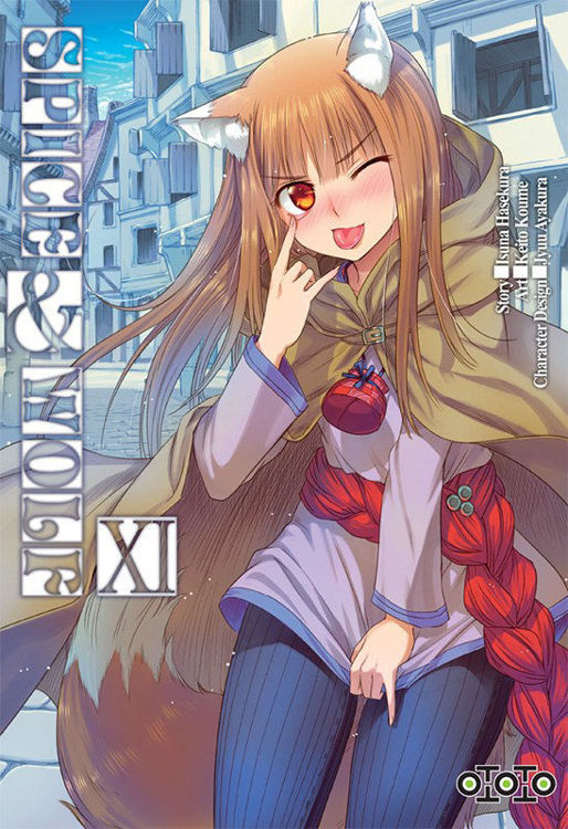 Spice & Wolf Tome 11