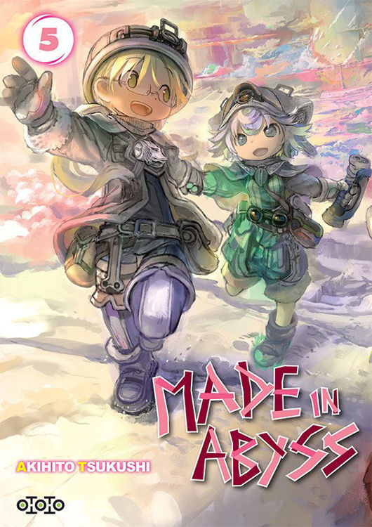 Made in Abyss Tome 05