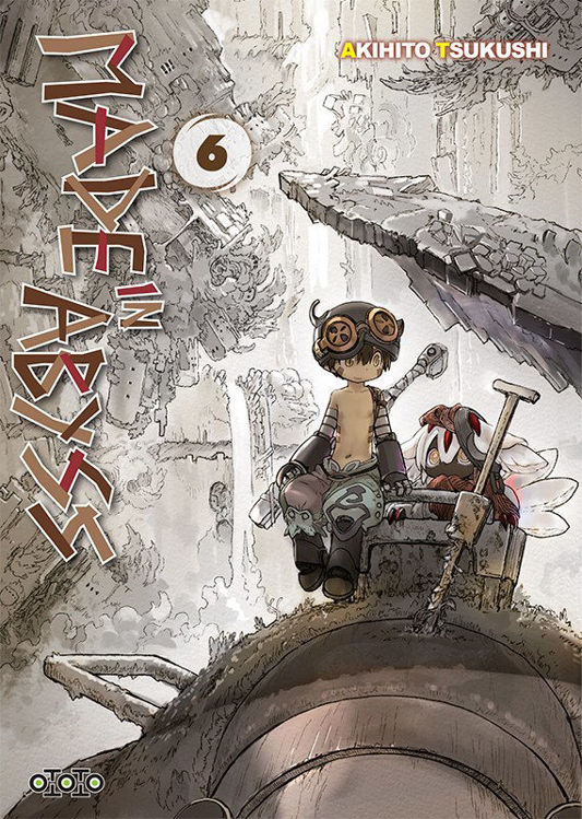 Made in Abyss Tome 06