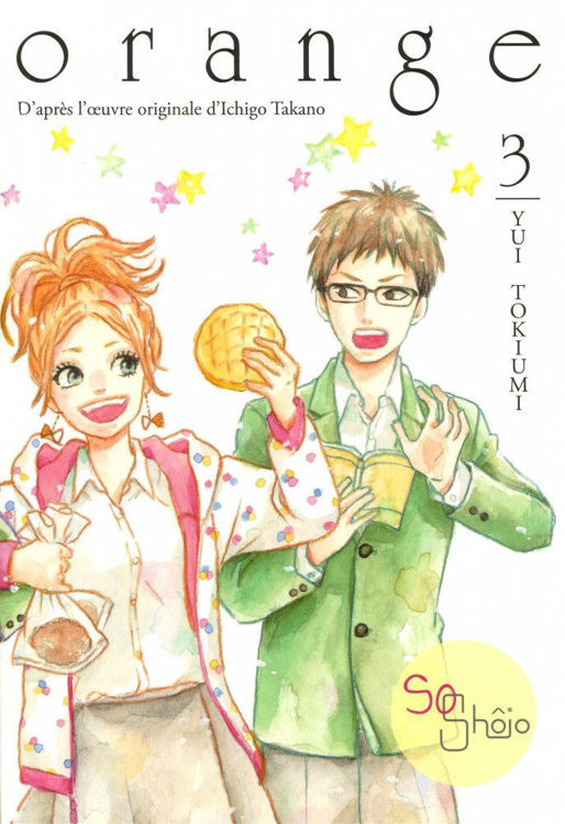 Orange - Light Novel Tome 03