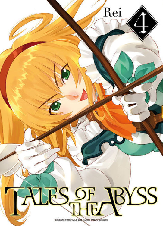 Tales of the Abyss Tome 04