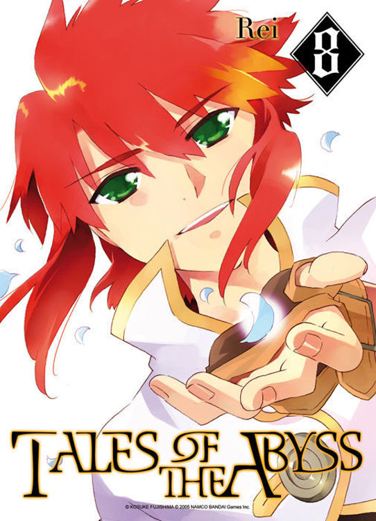 Tales of the Abyss Tome 08