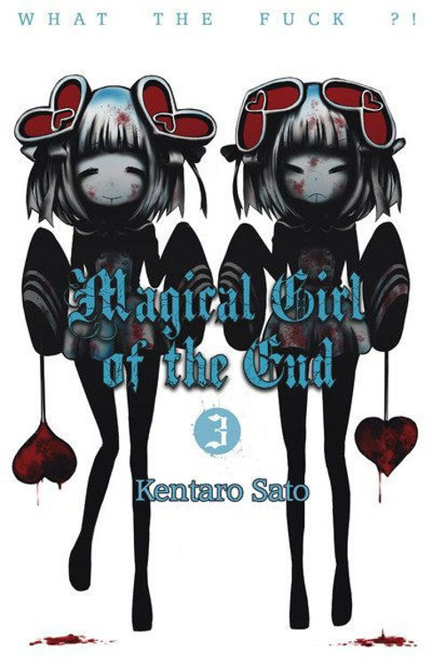 Magical Girl of the End Tome 03