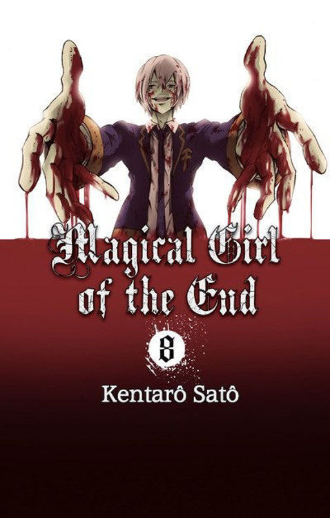 Magical Girl of the End Tome 08