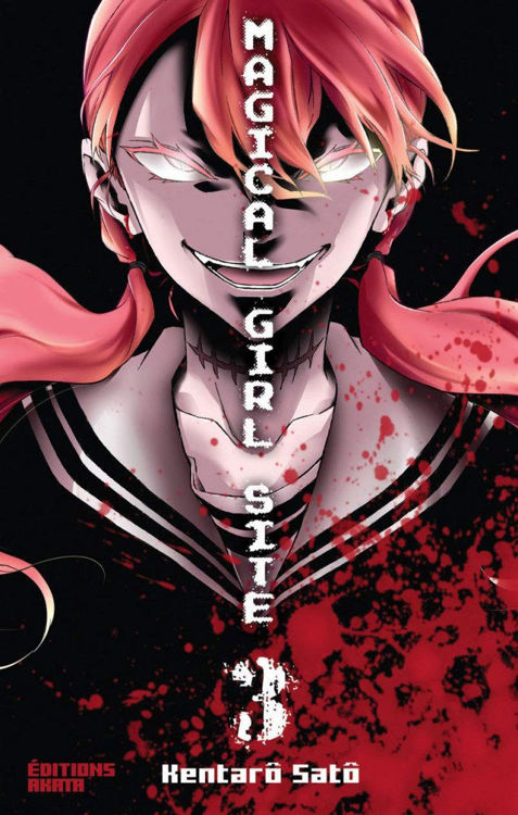 Magical Girl Site Tome 03
