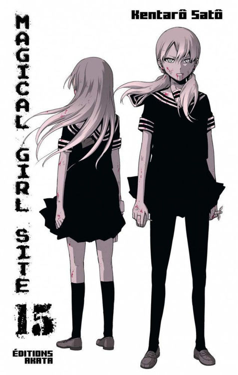 Magical Girl Site Tome 15