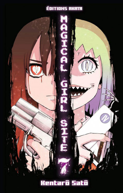 Magical Girl Site Tome 07