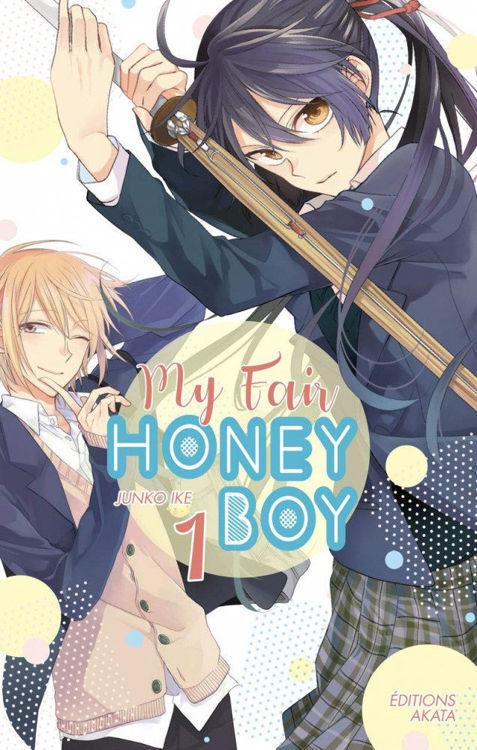 My Fair Honey Boy Tome 01
