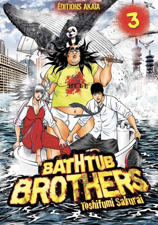 Bathtub Brothers Tome 03