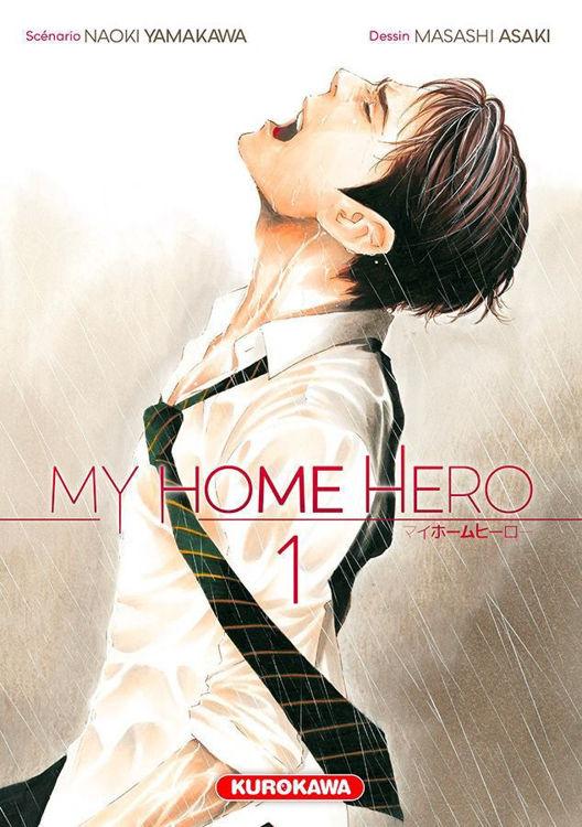 My Home Hero Tome 01