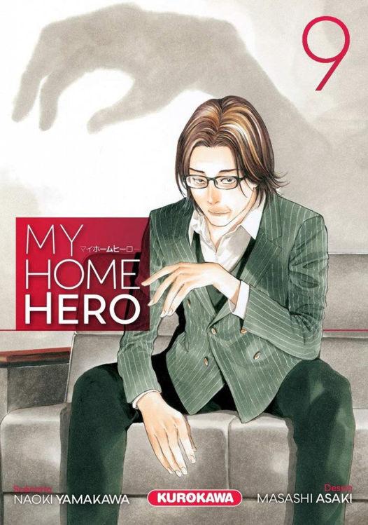 My Home Hero Tome 09