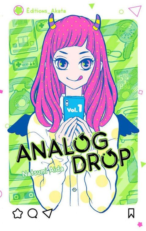 Analog Drop Tome 01